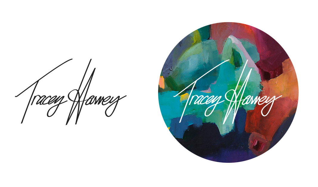 Tracey Harvey's logo