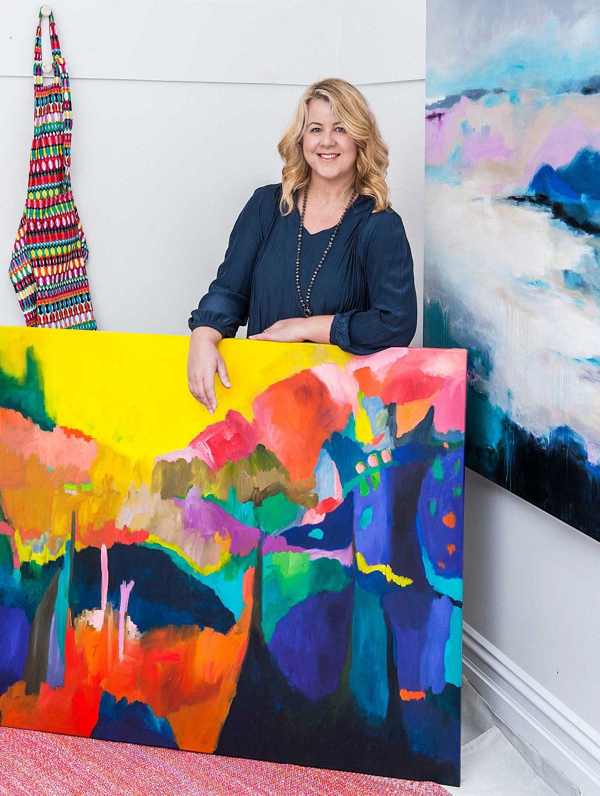 Tracey Harvey Artist