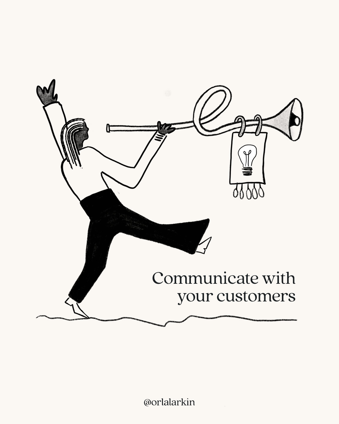 Communicate with your customers
